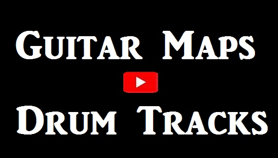 Slow Blues Drum Beat 70 BPM Drum Track For Bass Guitar Loop #186