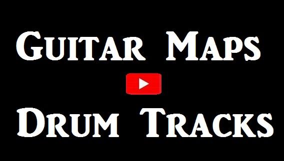 Funky Drum Beat 90 BPM Drum Tracks For Bass Guitar Funk Loop #172